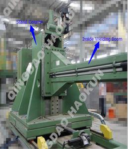 Final Welding Machine Spiral Pipe Machine pictures & photos