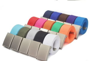 Wholesale Factory Canvas Belts in Cheap Price +OEM/ODM (C6) pictures & photos