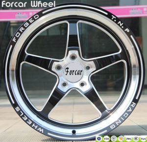 Casting Forged Racing Aluminum Alloy Wheel Rim pictures & photos