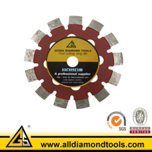Laser Welded Diamond Tuck Point Blade pictures & photos