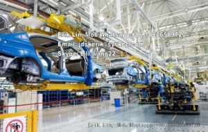 Car Production Assembly Line with Robot pictures & photos