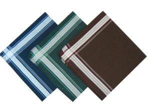 100% Cotton Brocade Handkerchief/Cotton Handerchief pictures & photos