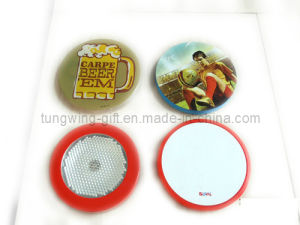Promotional Gifts Music / Sound /Voice/ Flashing Coaster pictures & photos