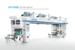 Power-Saving Moderate-Speed Dry Laminating Machine (GF 1100B Model) pictures & photos