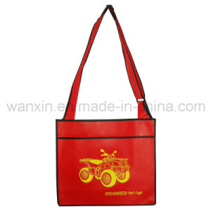 Reusable Non-Woven Shoulder Bag (Nwb011)