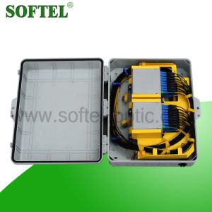 1*16 Core Plastic Material Outdoor Fiber Optic Distribution Box pictures & photos