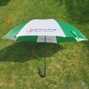 Black Electro Metal Frame Promotion Umbrella (P004) pictures & photos