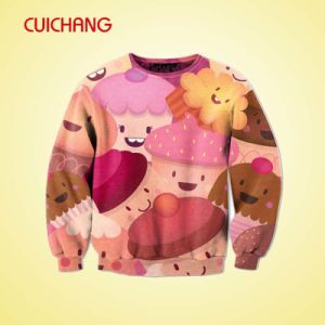 2015customized Sweater Shirts/ Sublimation Printing Sweatshirt pictures & photos