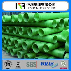 GRP Mortar Pipe Used for Wastewater and Oil, Chemical Medium Transmission pictures & photos