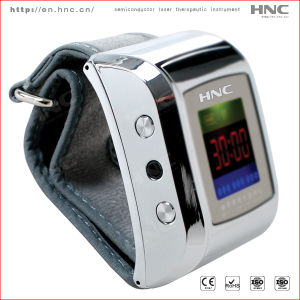 HY25-C Wrist-Type Home Use Intransal Laser Equipment Curing Hyperviscosity Disease pictures & photos