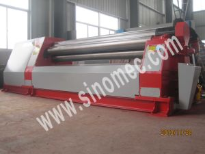 4 Roller Bending Machine / Rolling Machine / Hydrualic 4 Roller Machine of W12 pictures & photos