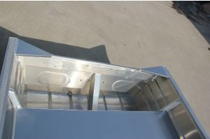 Popular Wv Type All Welded Aluminium Boat with Good Stablity (WV16) pictures & photos