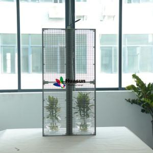 High Brightness P10 Glass LED Display pictures & photos