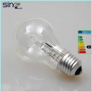A55 Clear 220-240V E27halogen Bulb pictures & photos