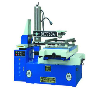 CE Approved CNC Wire Cut EDM (DK7763A) Machine