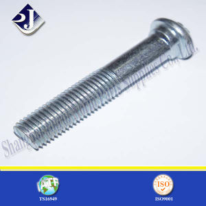 Round Head Oval Neck Fish Bolt for Grooved Fitting pictures & photos