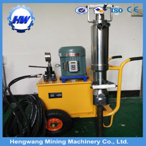 Hydraulic High Pressure Diesel Engine Precision Stone Splitter pictures & photos