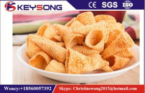 Wheat Corn Flour Snack Frying Machine pictures & photos