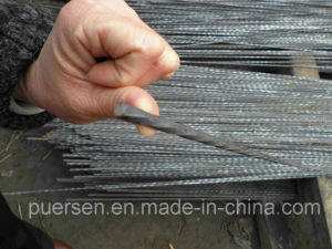 Twisted Iron Wire Rope for Building pictures & photos
