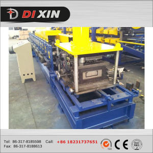 80-300 Width Adjustable Universal Type C Purlin Roll Forming Machine pictures & photos