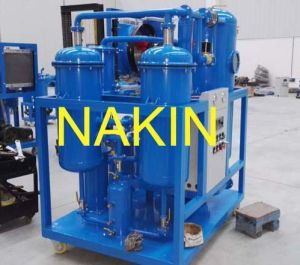 Water-Proof Full Auto Vacuum Turbine Oil Purifier pictures & photos