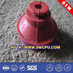 Custom-Made Household Vacuum Rubber Suction Cup with Hook (SWCPU-R-S847) pictures & photos