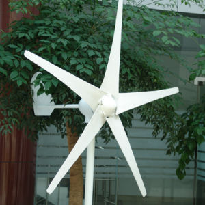 5 Blades300W 12V 50Hz Wind Turbine Generator for Boat (SHJ-300M) pictures & photos