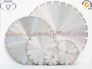 Laser Concrete and Asphalte Cutting Saw Blade pictures & photos