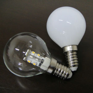 S45-E14 Globe LED Bulb