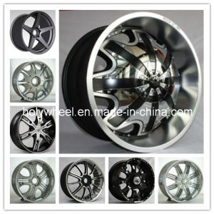 20-26inch Chrome Wheel/Alloy Wheel (HL253) pictures & photos