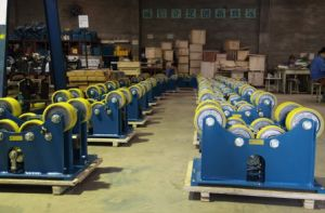 6000kg Rotator/ 6t Welding Turning Roller pictures & photos