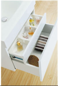 New Glossy Complete Bathroom Vanity Sets with Good Quality (SW-1308) pictures & photos