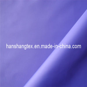 260T WR Nylon Taffeta with Coating for Down Jacket fabric (HS-A3008)