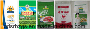 Plastic PP Woven Bag for Rice, Fertilizer, Cement, Seed, Flour pictures & photos