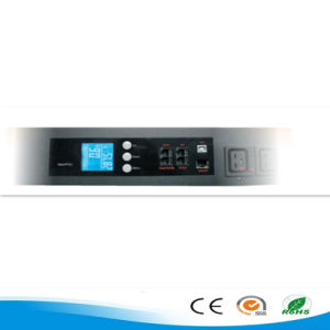 Meter and Control Server Rack Cabinet 19′′ Horizontal Smart PDU pictures & photos