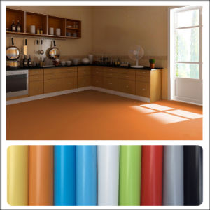 Comfortable Soft Colorful Vinyl Floor PVC in Rolls for Children pictures & photos