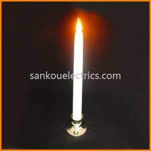 LED Church Candle/Flameless Church Candle/LED Wax Taper Candle as Religion LED Candle