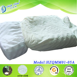 Massage Pillow with Velure (HZQMM01-05A)