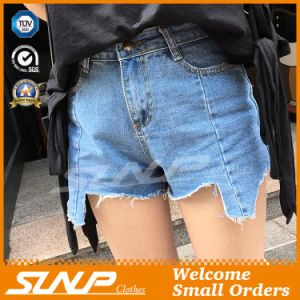 Summer Fashion Ladies Denim Short