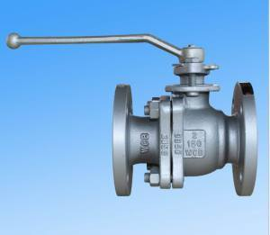 Floating Metal-Seated Ball Valve/Manual/Worm Gear/Electrical pictures & photos