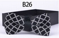 New Design Fashion Men′s Knitted Bowtie (B26) pictures & photos