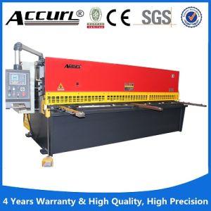 QC12y Heavy Series Metal Cutting Machine QC12y-30X2500 pictures & photos