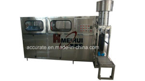 Automatic 3-5 Gallon Bottle Mineral Water Filling Bottling Machine/Line pictures & photos