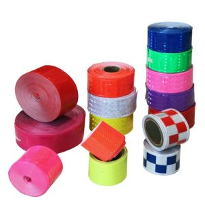 PVC Reflective Tape for Safety pictures & photos