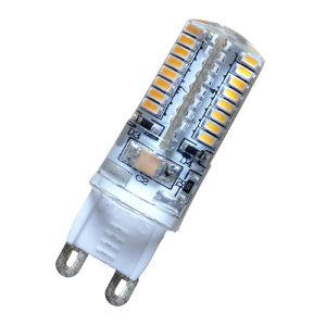 LED G9 3W 64PCS 3014 SMD Silicone 360deg Beam Angle