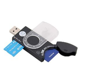 Mini All in One Memory Card Reader (FCR-15) pictures & photos