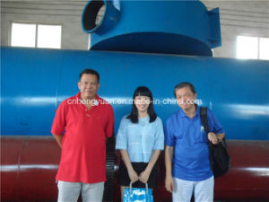 High Capacity Wood Chips Sawdust Rotary Dryer pictures & photos