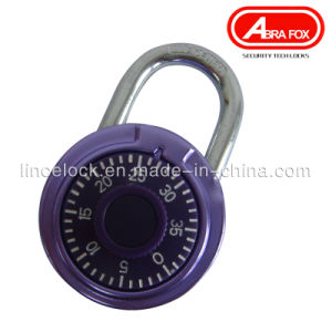 Round Combination Padlock / Zinc Alloy Colour Design (503S) pictures & photos