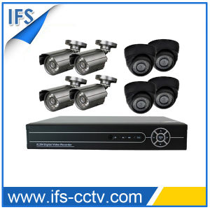 Security System DVR Kits (ISR-KIT-8203S) pictures & photos