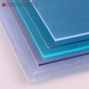 PVC Clear Rigid Sheets Welding and Bending Thickness: 0.1-15mm pictures & photos